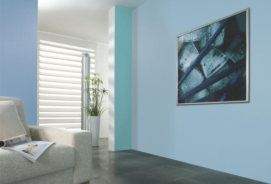 Стеклообои в интерьере: 9 фото вариантов применения и декора стен