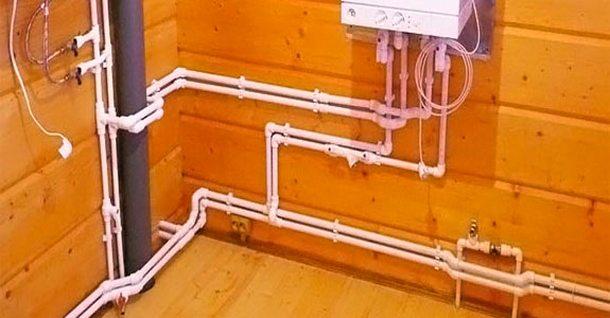Замена отопления в квартире своими руками: разводка, монтаж труб, эффективность