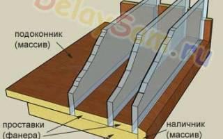 Тонкости изготовления деревянных окон