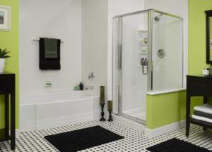 Ванная комната в «хрущевке» (97 фото): дизайн комнаты маленького размера, варианты отделки, примеры интерьера стандартных малогабаритных комнат
