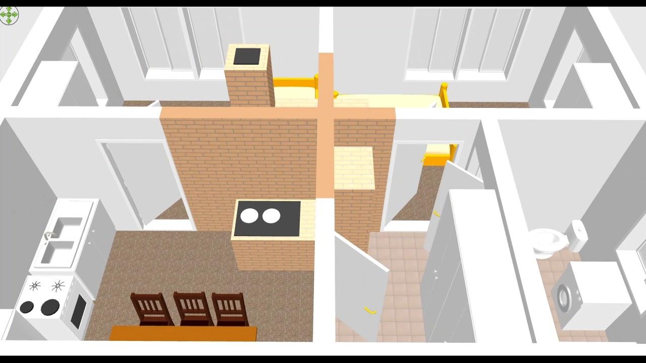 Дома с печью: проекты с печным отоплением под ключ, планировки деревенского дома, фото