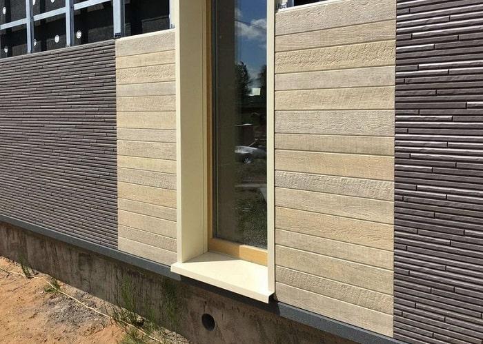 Фиброцементные панели: плюсы и минусы фасадных панелей