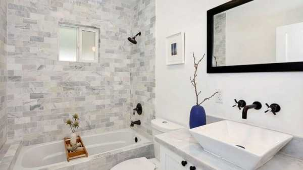 Панели для ванной комнаты под плитку ( пвх, мдф, дсп, двп ) - особенности и что лучше