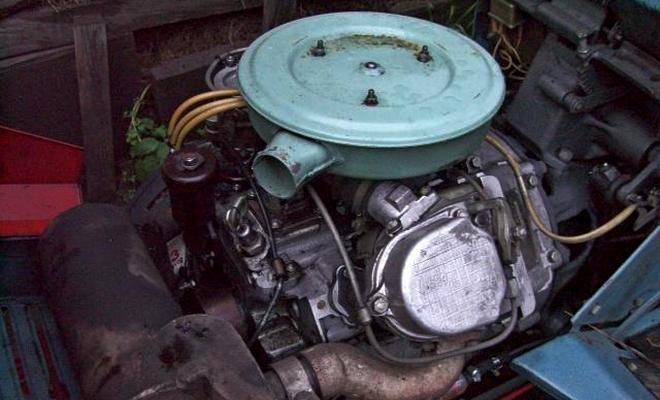 Минитрактор кмз 012 и его производные модели