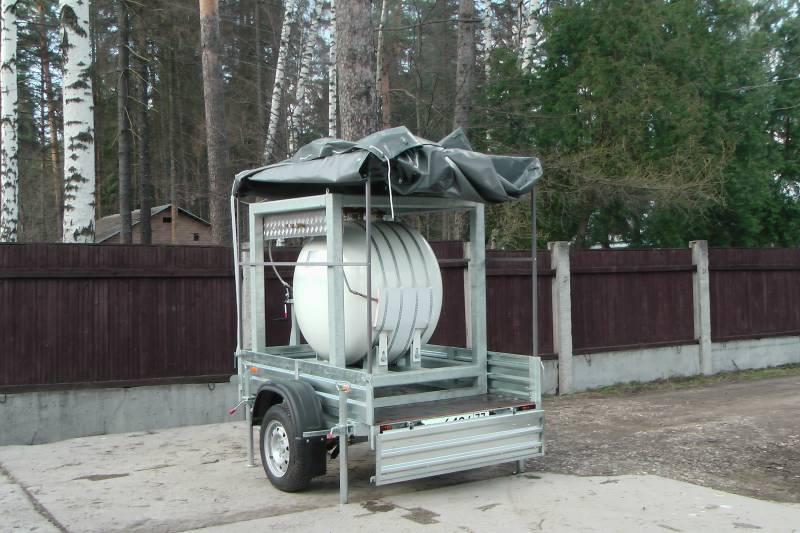 мини газгольдеры для загородного дома цены