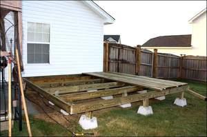 строим веранду к дому своими руками пошагово