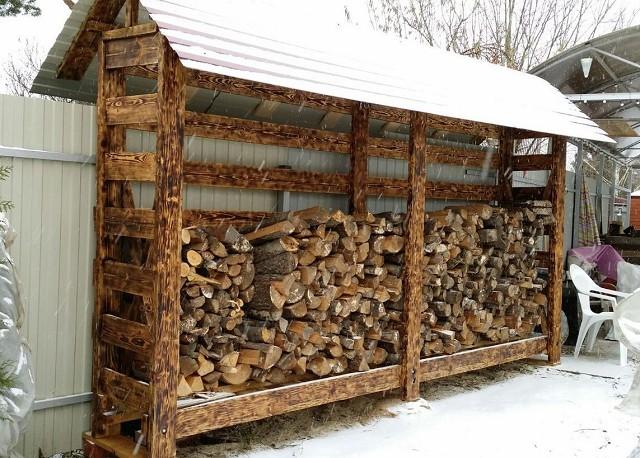 Дровница для камина (53 фото): проекты дровницы для печей, подставка для дров своими руками