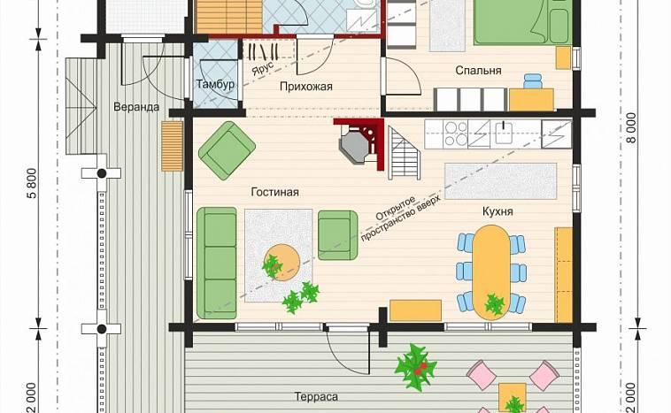 houses100 ru проекты домов и коттеджей