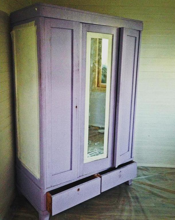 Реставрация шкафа своими руками: как выполнить в домашних условиях