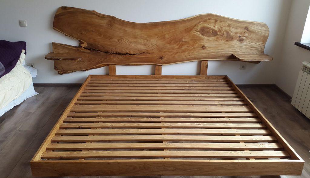 Кровать своими руками - чертежи и схемы современных проектов (95 фото)