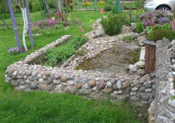 Бордюры для садовых дорожек