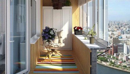Разновидности остекления балконов и лоджий