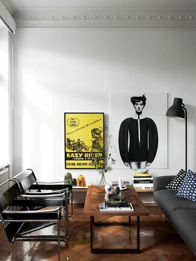 современные постеры для интерьера