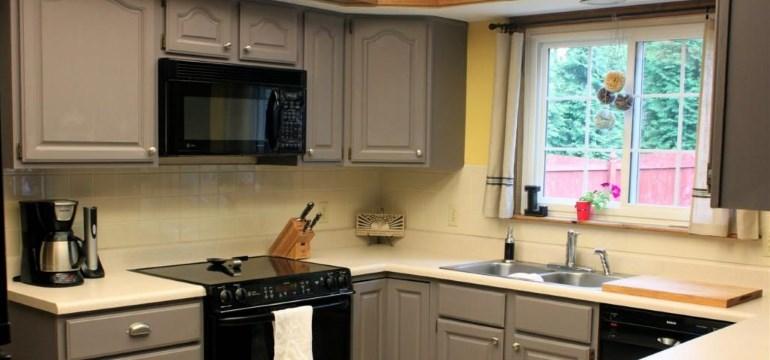 Замена фасадов кухни своими руками: инструкция, фото и видео-уроки