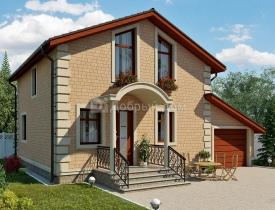 дом 120 кв м проект