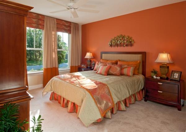 Сочетание цветов в интерьере: шторы и обои, и мебель, таблица, фото