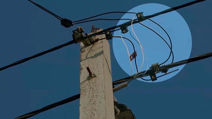 Ввод сип в дом - всё о электрике