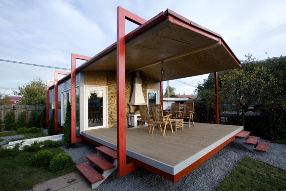 Модульные дома - проекты и фото с ценами под ключ