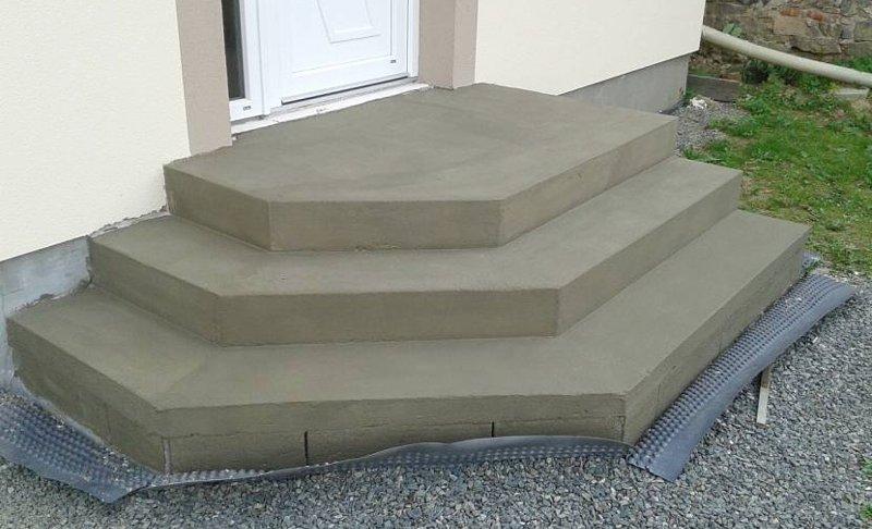 соотношение бетона