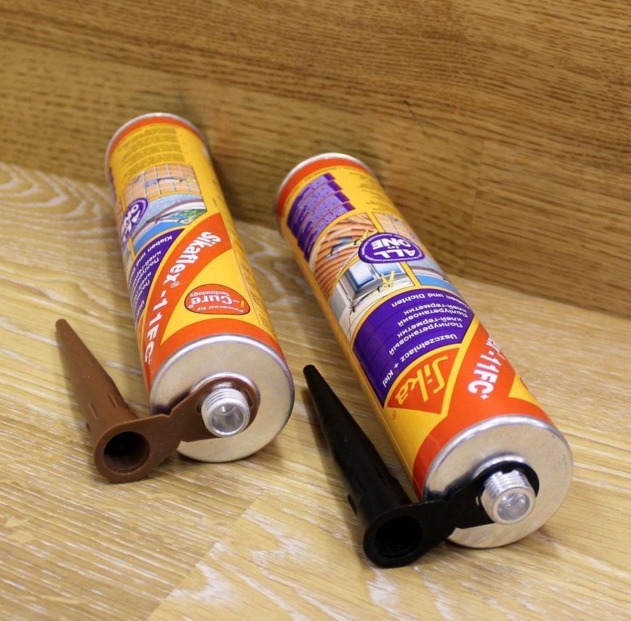 Герметики для устранения течи в системе отопления дома — виды и свойства