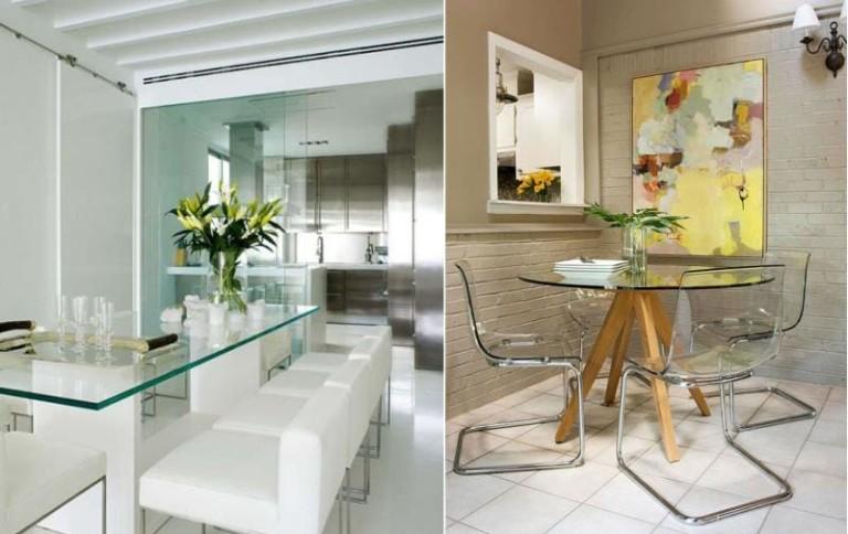 Стол для маленькой кухни: 100 реальных фото новинок дизайна кухонной мебели