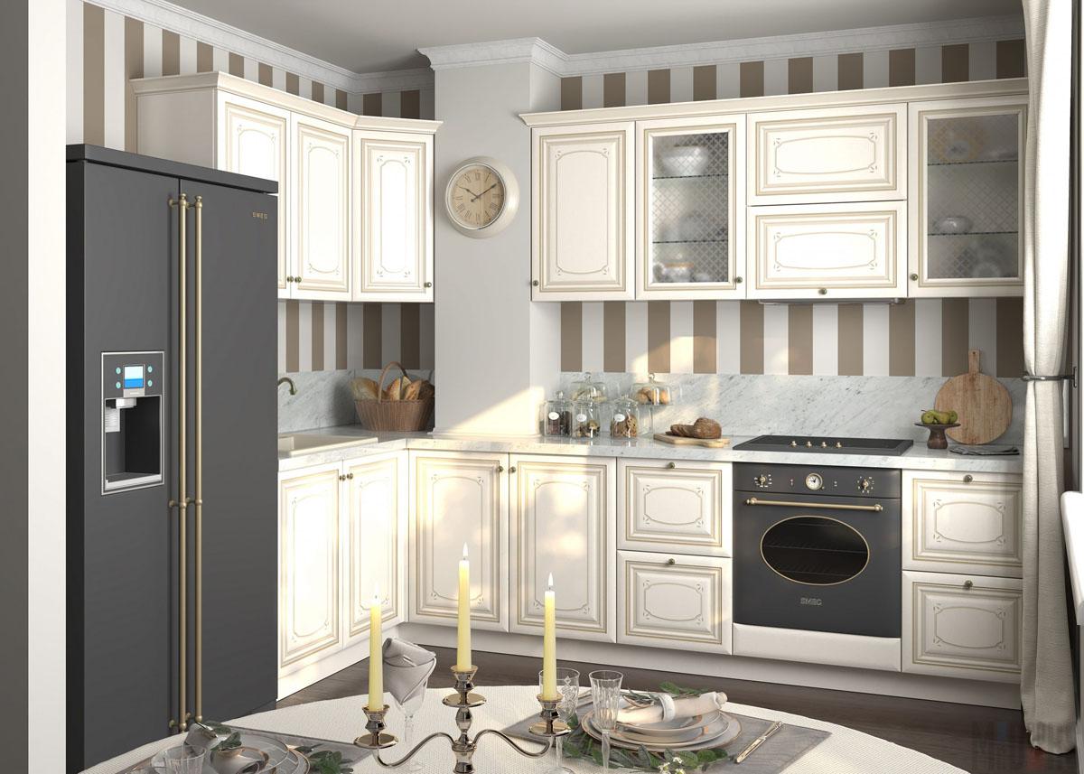 Кухня-гостиная в стиле модерн: фото и дизайн