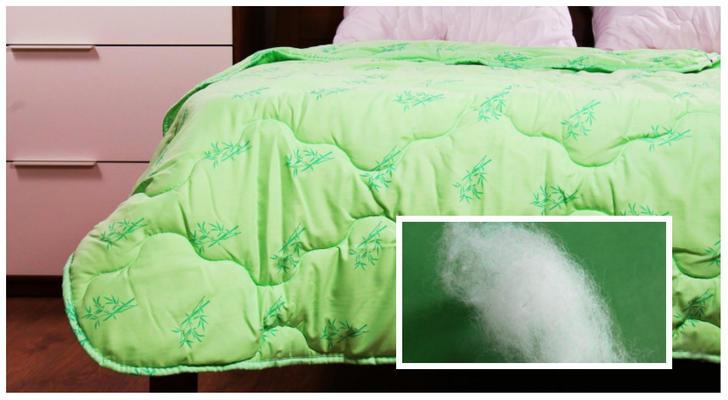 Как выбрать одеяло по наполнителю в соответствии с сезоном?