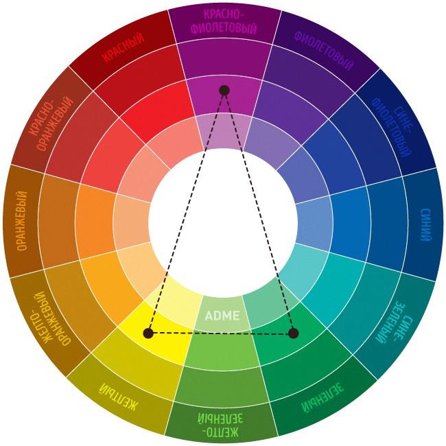 Серо-синий цвет и его сочетание | lookcolor