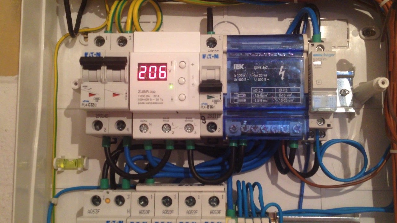 Электрощиток в квартире: порядок установки, для 1- и 2-х комнатных квартир