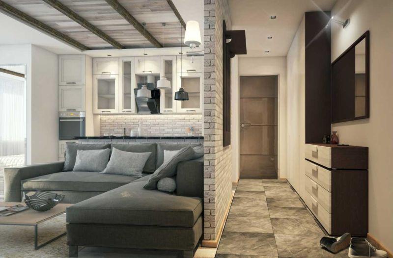 Дизайн квартиры в стиле прованс: 68 фото интерьеров, идеи для ремонта
