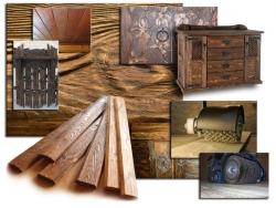 Браширование древесины своими руками - как сделать щетку и станок, чем покрыть поверхность