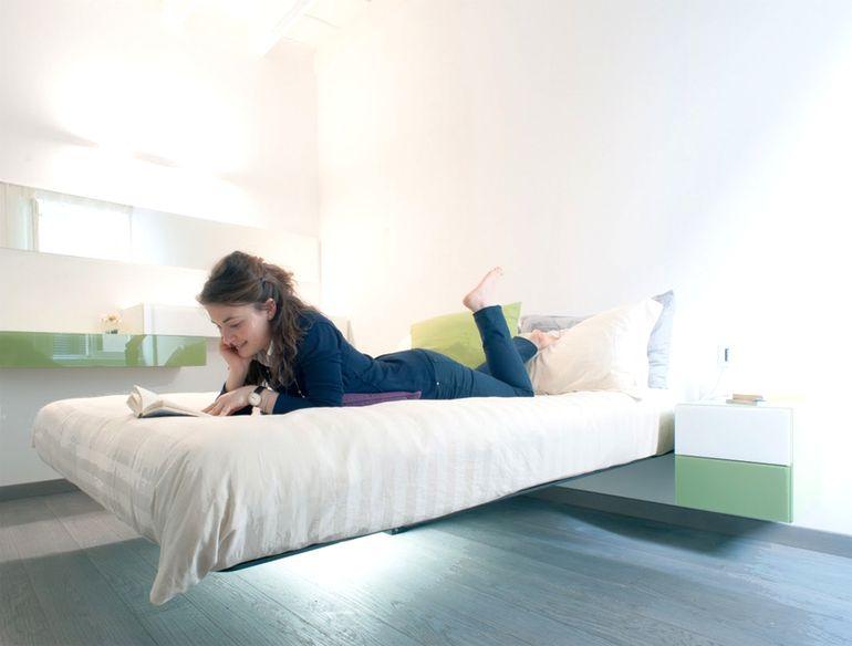 25 экстраординарных спальных мест