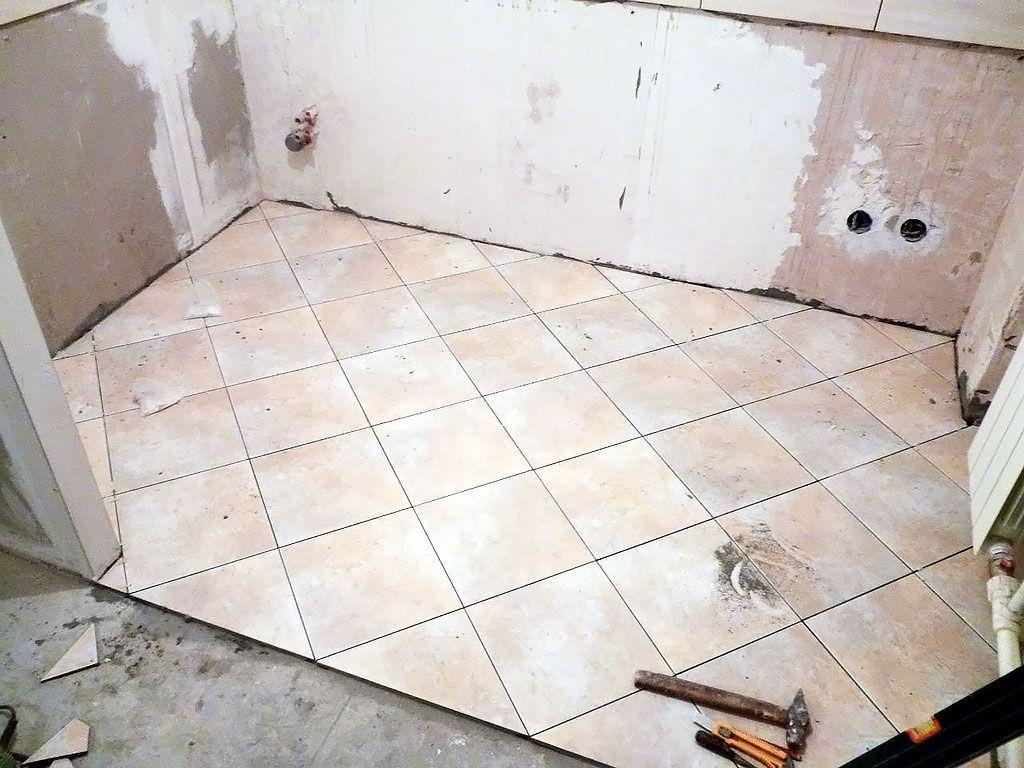 как покрасить плитку на кухне своими руками