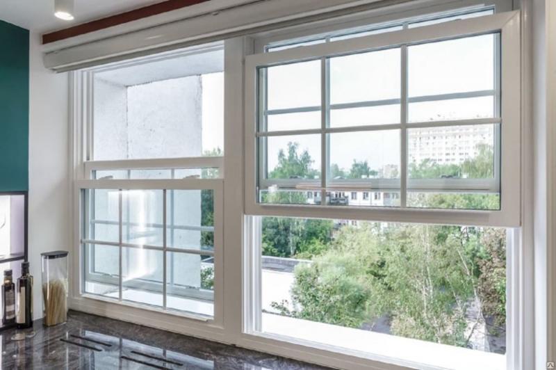 Подъемно вертикальные раздвижные окна