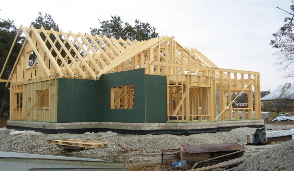 Строительство каркасного дома: подборка актуальных видео