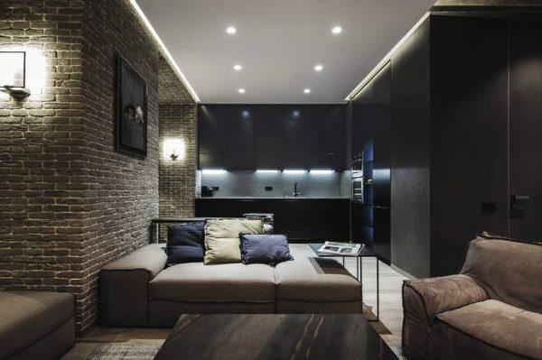 Как сделать потолок в стиле лофт: 4 вида потолков