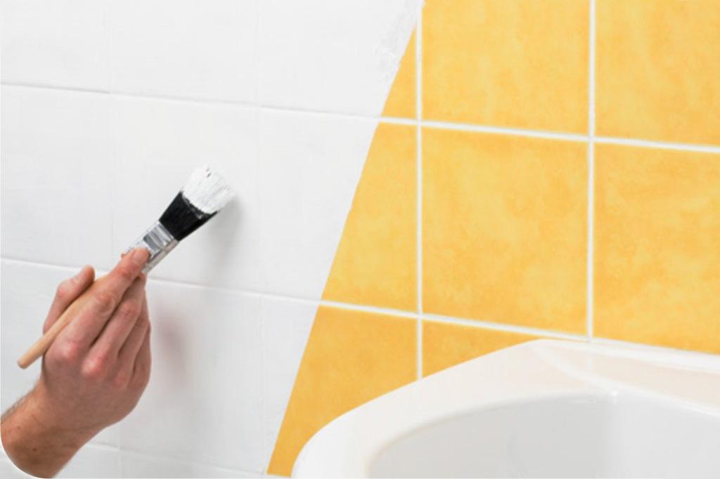 Краска для плитки: напольный лак, как покрасить кафель на кухне, эпоксидная для керамической, можно ли расписать краска для плитки и 7 дополнительных инструментов – дизайн интерьера и ремонт квартиры своими руками