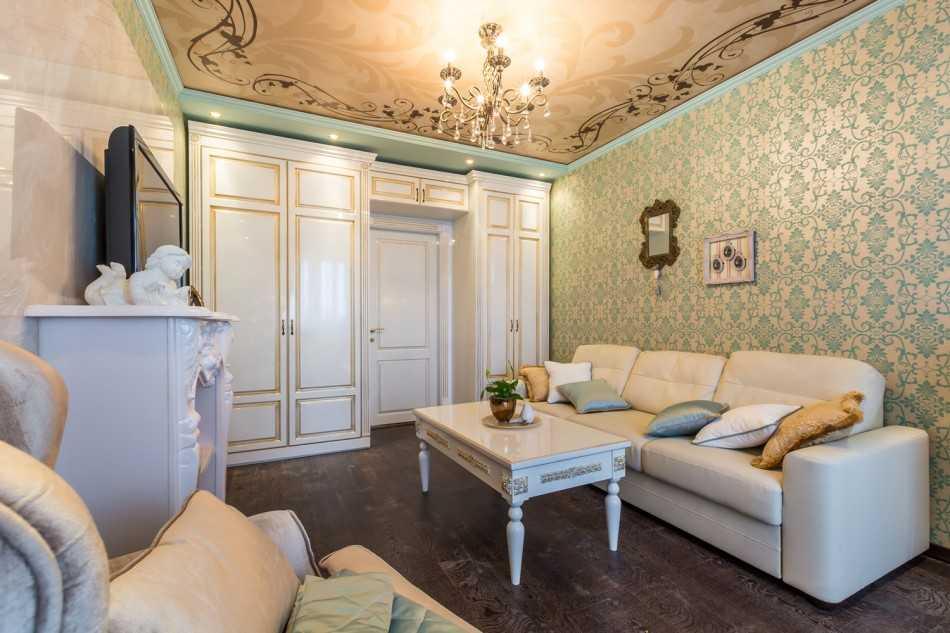 гостиная фото дизайн в квартире реальные фото