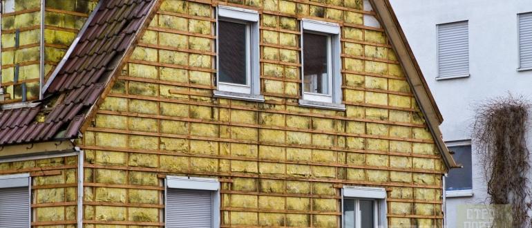 Какой бывает утеплитель: преимущества и недостатки