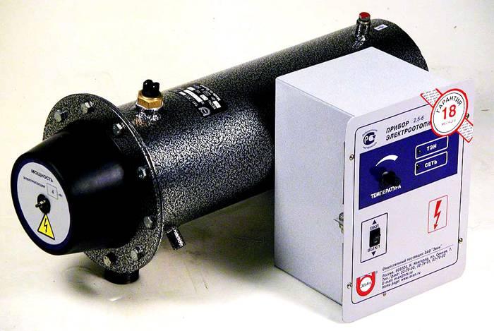 электрокотел скорпион