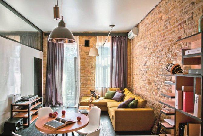 Стол в стиле лофт, характеристики, материалы, популярное оформление