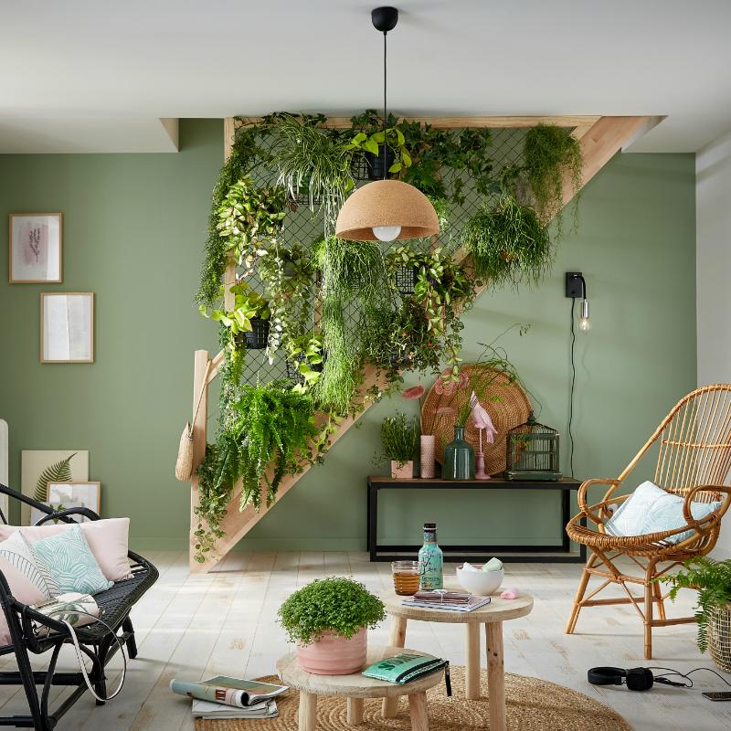 Оливковый цвет в интерьере: сочетания с другими оттенками и применение в разных стилях