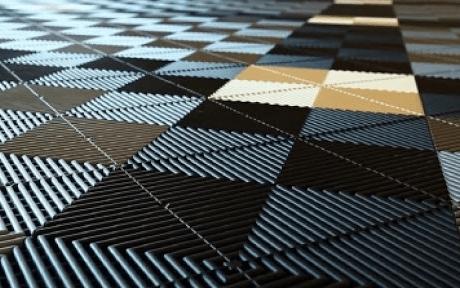 Покрытие из резиновой крошки — плюсы и минусы, характеристика