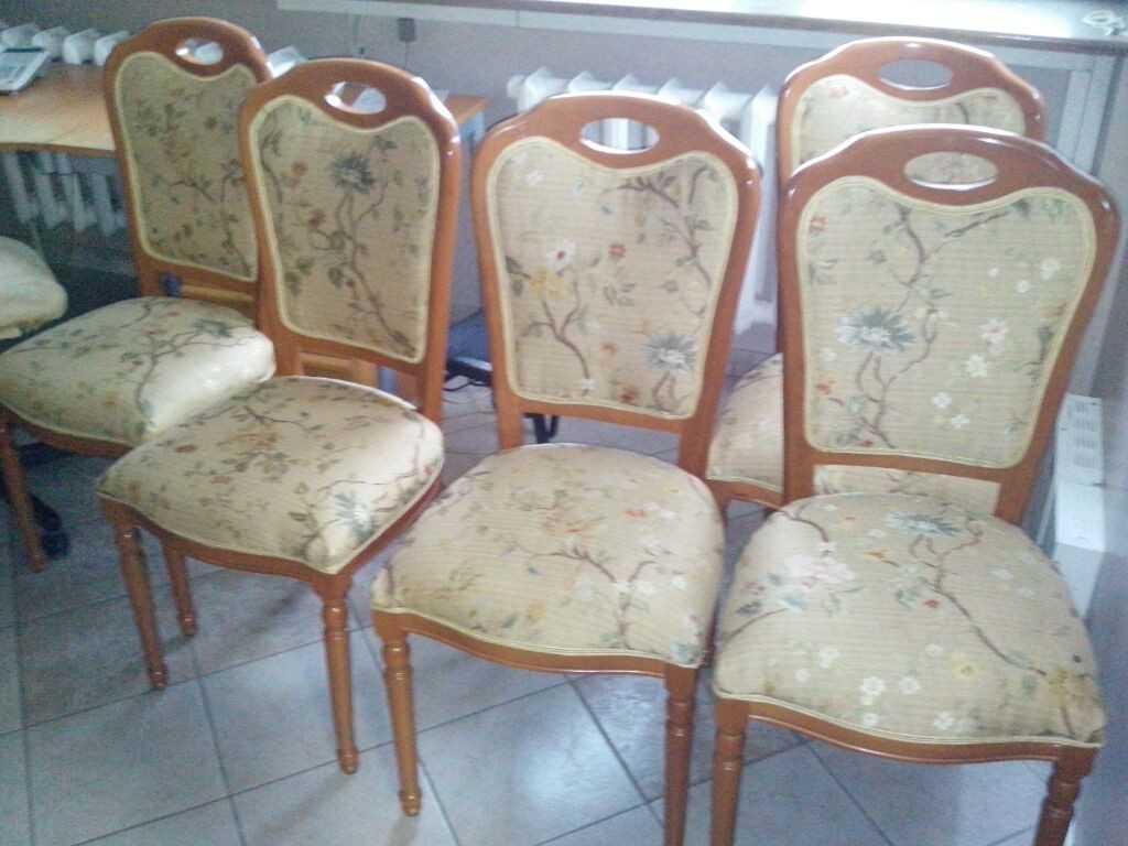 Какие ткани лучше подходят при обивке стульев