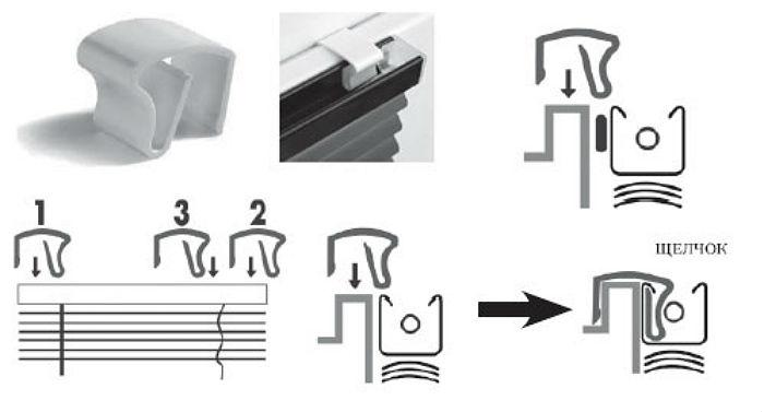 Каким образом прикрепить жалюзи на пластиковые окна