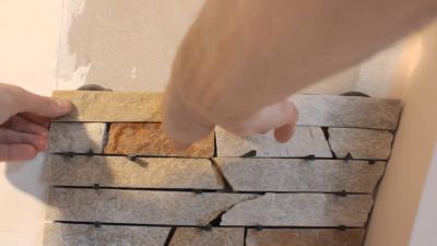 Декоративный искусственный камень в интерьере: цена, фото основных видов