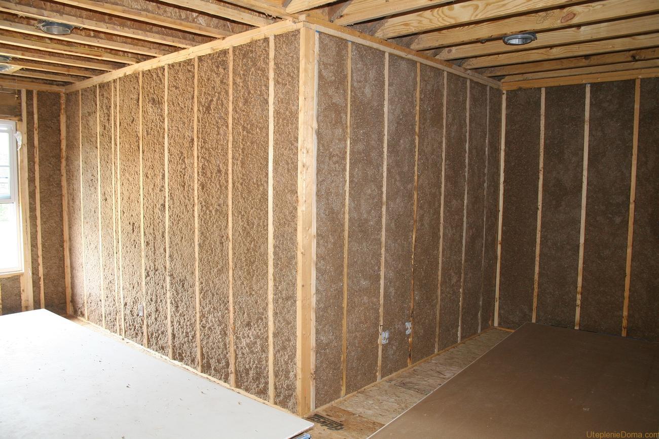 эффективный утеплитель для стен