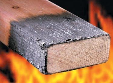 Огнезащита деревянных конструкций: антипирены и другие составы для обработки дерева, периодичность пропитки и группы эффективности