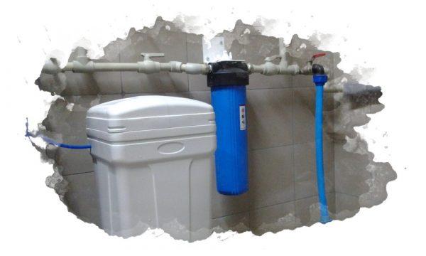 Умягчитель воды для душа: фильтр для улучшения качества