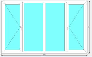 Панорамные окна: разновидности, плюсы и минусы, монтаж своими руками